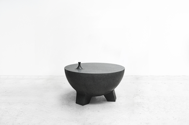 , 'Molcajete Table (Mortar Table)!,' 2018, Side Gallery