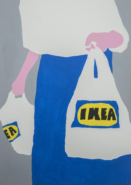 Ricardo Passaporte, 'IKEA customer', 2017, Ruttkowski;68