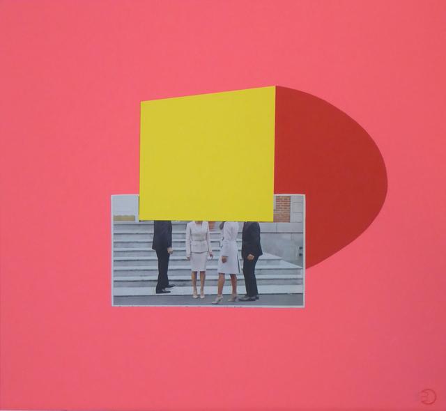 , 'Cáscara Máscara 2,' 2018, Galería La Caja Negra