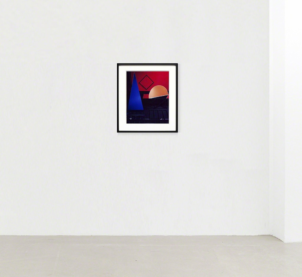 "installation view ""Construct PC VIII, 1982"""