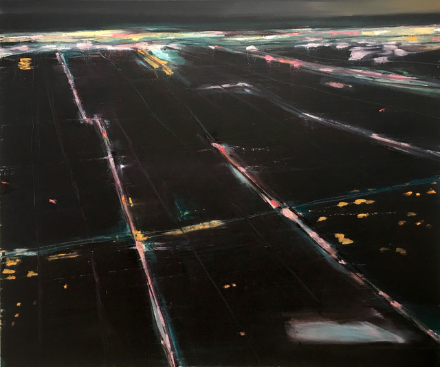 , 'Flightpath I,' 2016, Candida Stevens