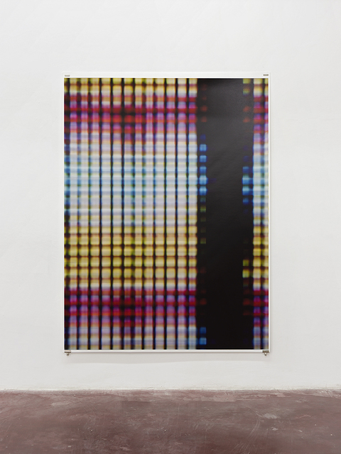 , 'Blinds [I],' 2015, Dvir Gallery