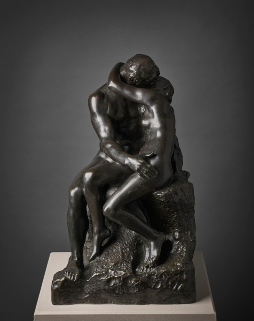 , 'The Kiss,' 1881-1879, Legion of Honor