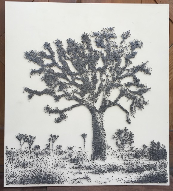 , 'A Walk In The Park,' 2015, Joshua Tree Art Gallery