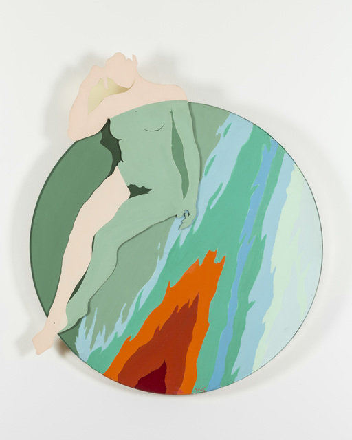 , 'La fille de feu,' ca. 1967, GALERIE ANTOINE LAURENTIN