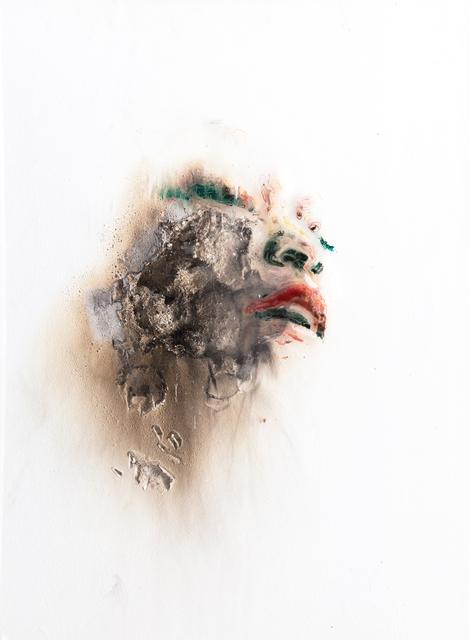 , 'Wounds XXXVIII,' 2017, Lazinc