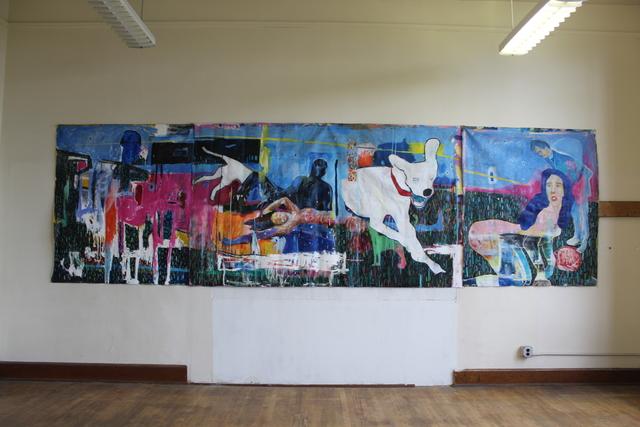 , 'Installation 13: Classroom,' 2018, Resource Art