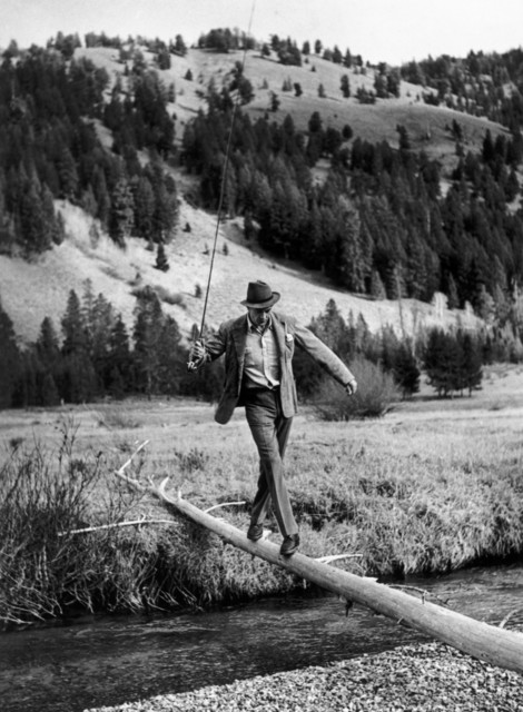 , 'Gary Cooper. Idaho. Sun Valley. USA.,' 1941, Magnum Photos