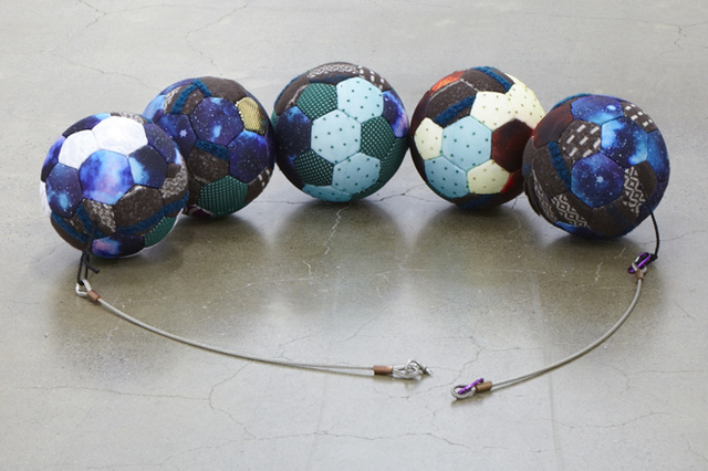 , 'The Day When Soccer Became Money,' 2014, Taka Ishii Gallery