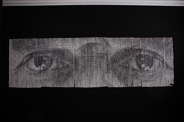 Mj Tom, 'S… like Self Portrait v.3.32 5 Ply Work', 2018, Collezionando Gallery