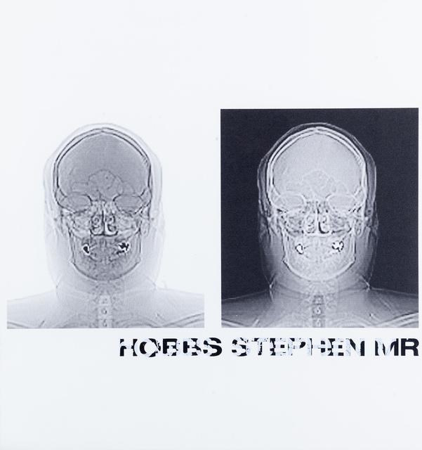 Stephen Hobbs, 'Hobbs, Stephen. Mr', 2019, David Krut Projects