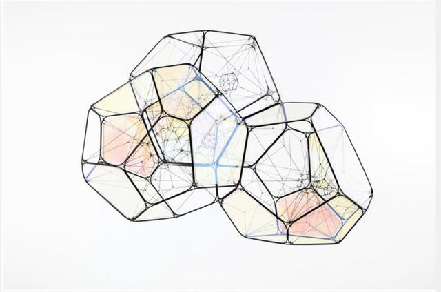 , 'BD+03 2562 b/M+I,' 2017, Andersen's Contemporary