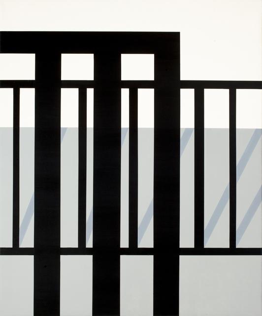 , 'Untitled (Prisions),' 2019, GALERÍA ETHRA