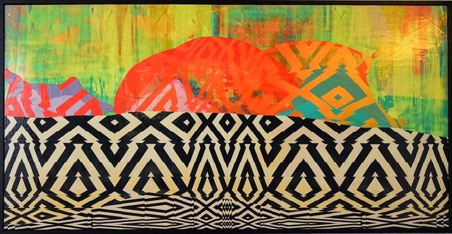 , 'Sun on Black Bear Pass,' 2018, M Contemporary Art