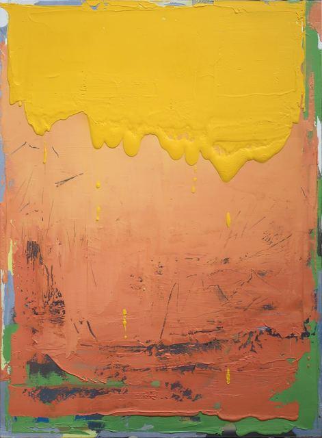, 'Yellow 17-14-22,' 2017, PARKVIEW ART Hong Kong