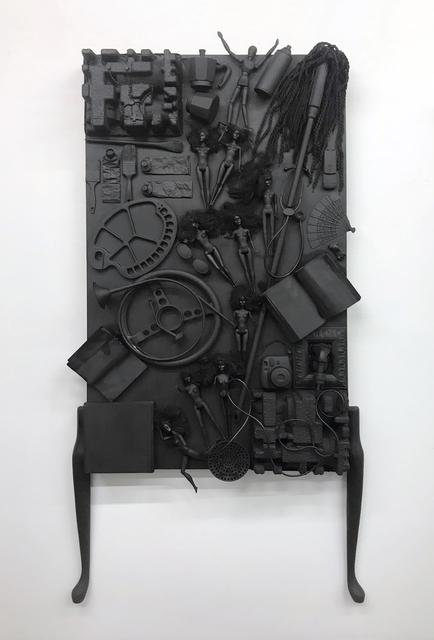 , 'Self-Portrait,' 2017, The Simons Art Gallery