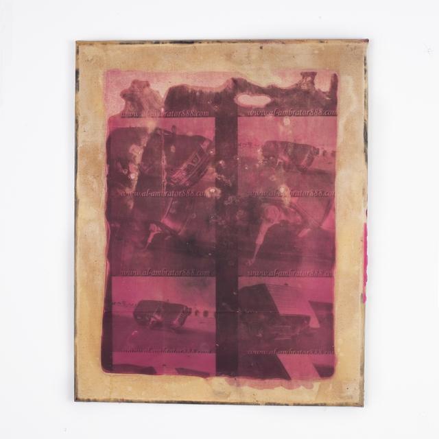JPW3, 'Purple Drift', 2015, Independent Curators International (ICI) Benefit Auction
