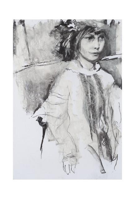 , 'Eros couronné de roses  5,' 2016, Galerie Les filles du calvaire
