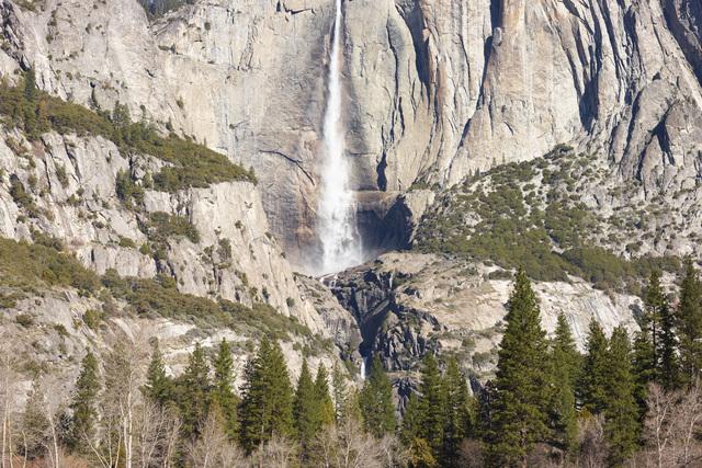 , 'Yosemite Falls #4,' 2015, Lehmann Maupin