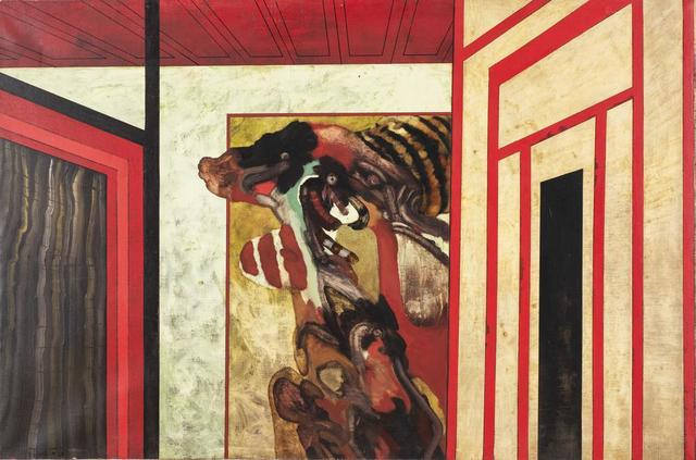 Guido Biasi, 'Interno Magico', 1968, Itineris