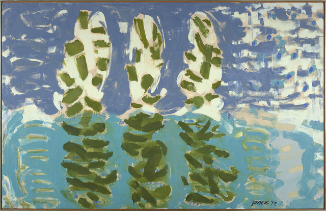 Stephen Pace, 'Reflections (72-9)', 1972, Berry Campbell Gallery