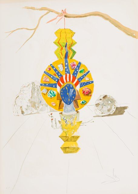 Salvador Dalí, 'American Clock, from Time', 1976, Heritage Auctions