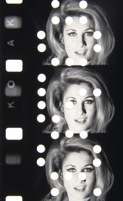 ", '""Baby Jane"" (Jane Holzer) at Warhol Factory,' 2013, Deborah Colton Gallery"