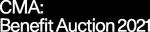 CMA: Benefit Auction 2021
