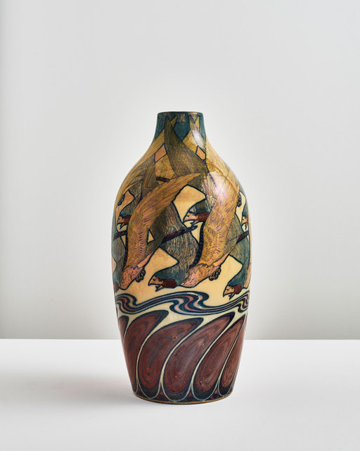 , 'Eagle Vase,' 1900-1904, Jason Jacques Gallery