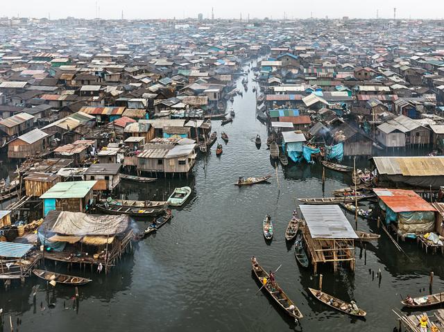 , 'Makoko #2, Lagos, Nigeria,' 2016, Robert Koch Gallery