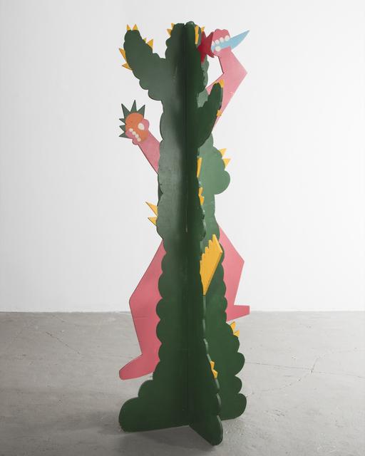 ", '""Gorbaciova""  Coat Stand,' 1986, R & Company"