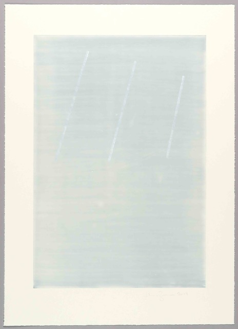 John Zurier, 'Untitled', 2017, Niels Borch Jensen Gallery and Editions