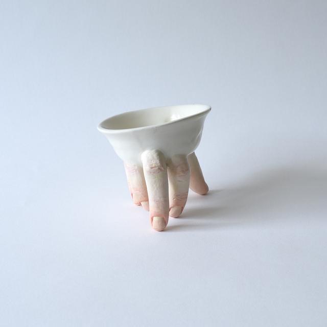 , 'Hybrid Tea Set #4,' 2018, Booth Gallery