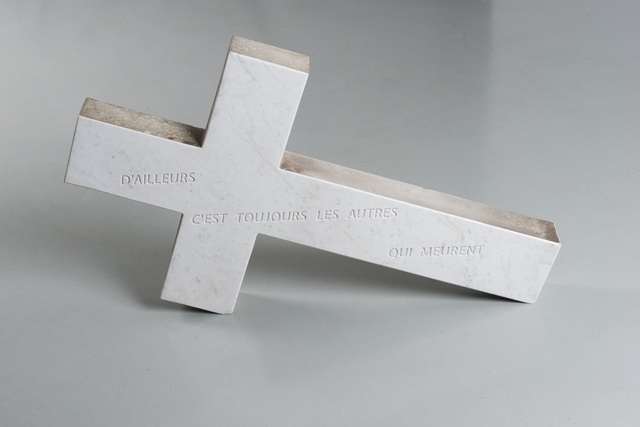 Jonathan Monk, 'Many Others III', 2012, Galerie Mehdi Chouakri