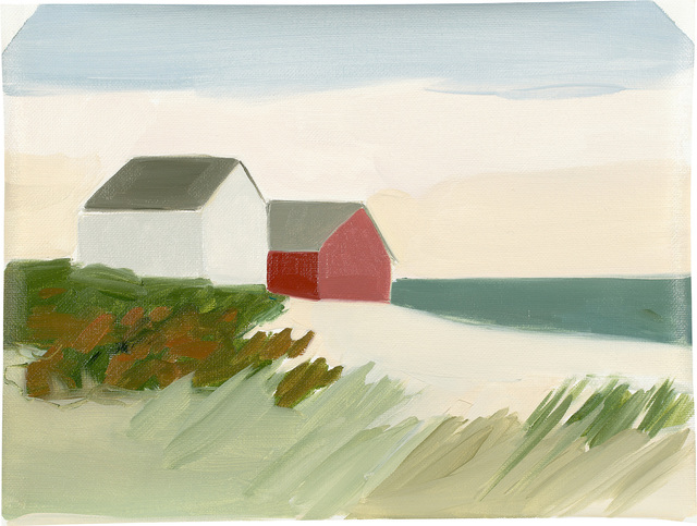 Maureen Gallace, 'Cape Cod Christmas', 2001, Phillips