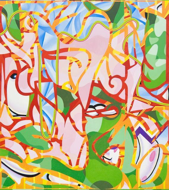 , 'Jumble Drop,' 2014, Michael Warren Contemporary