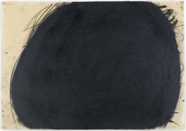 , 'Überdeckung (ohne Titel),' 1957, Galerie Michael Haas