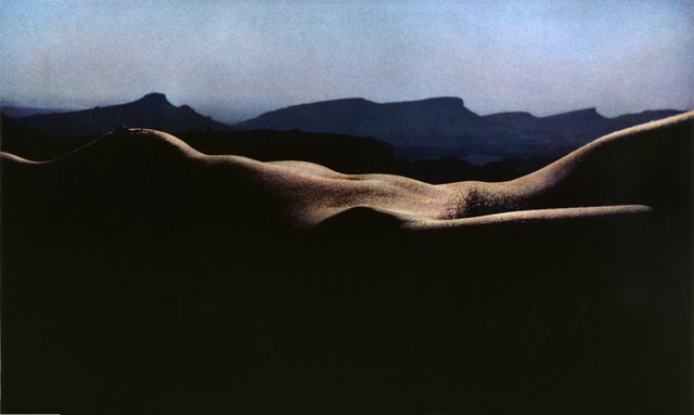 , 'Nu des Baux II, Les Baux-De-Provence,' 1974, Odon Wagner Contemporary