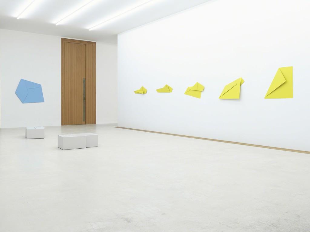 Sébastien de Ganay »Fold on Fold« | Photo: Stefan G. König