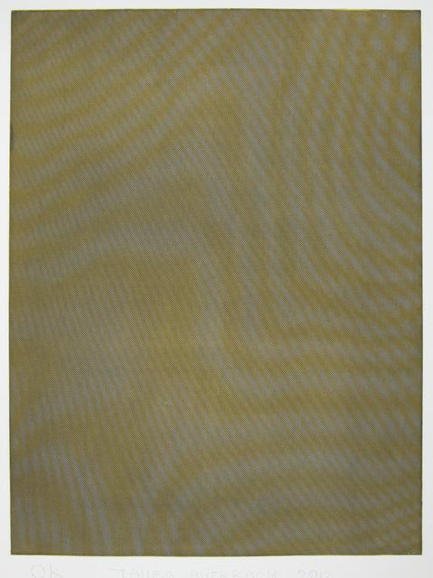 , 'Mesh/Moire III,' , Paulson Fontaine Press
