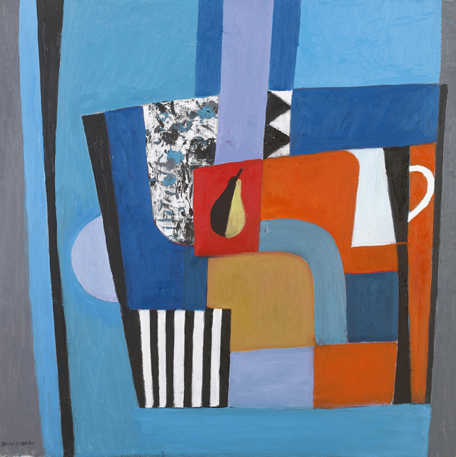 , 'Still Life with Jug and Pear,' 2018, John Martin Gallery
