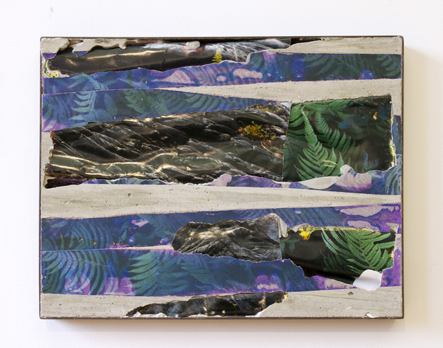 , 'Kona Kauai Concrete Bend,' 2014, GRIMM