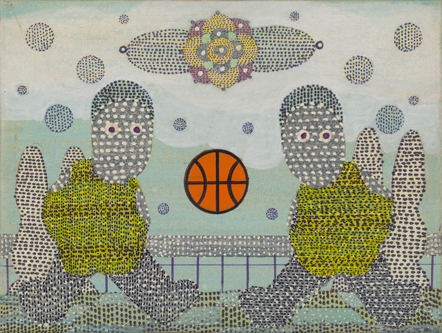 , 'Game On,' 2010, New York Studio School