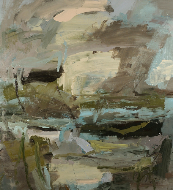 , 'Clouds and dykes, avocet flight,' , Cadogan Contemporary