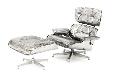 , 'Eames Chair and Ottoman,' 2007, Grey Area