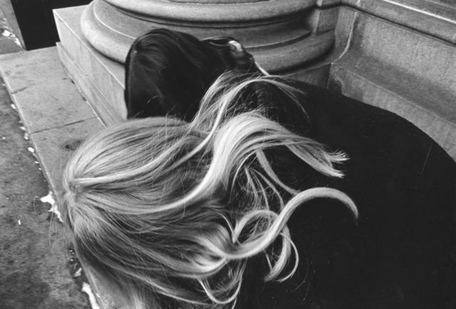 , 'Girl's Blonde Hair,' 1971, Danziger Gallery