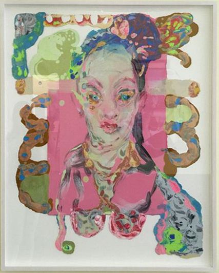, 'Portrait II,' 2015, Rhona Hoffman Gallery