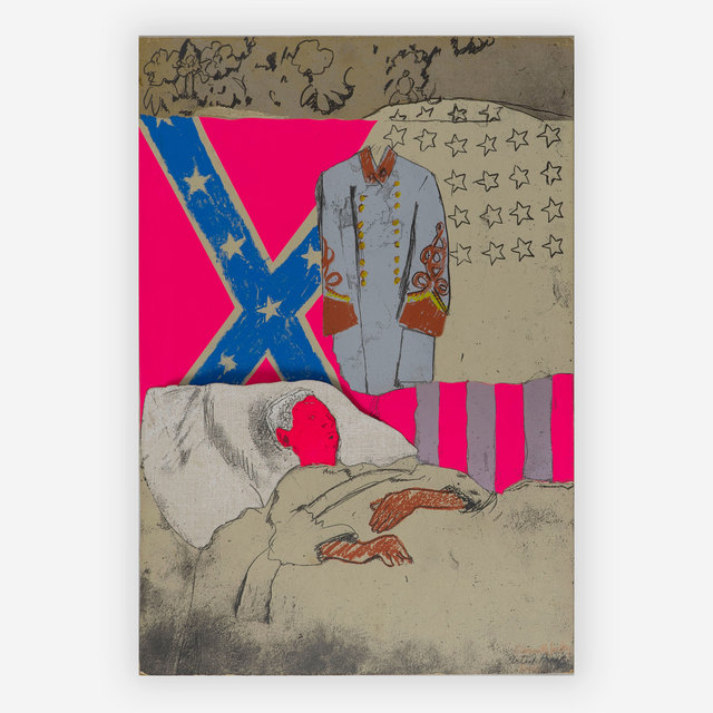Larry Rivers, 'Last Confederate Soldier', 1970, Capsule Gallery Auction