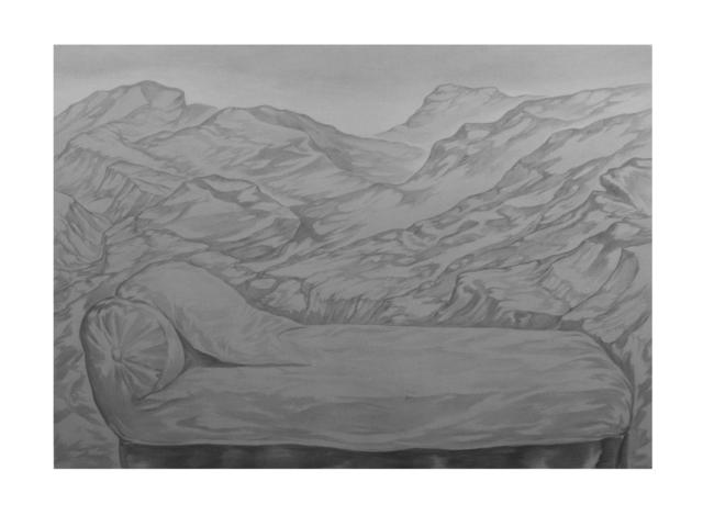 """, 'Geschichte der Träume"""" 1,' 2016, Regina Gallery"""