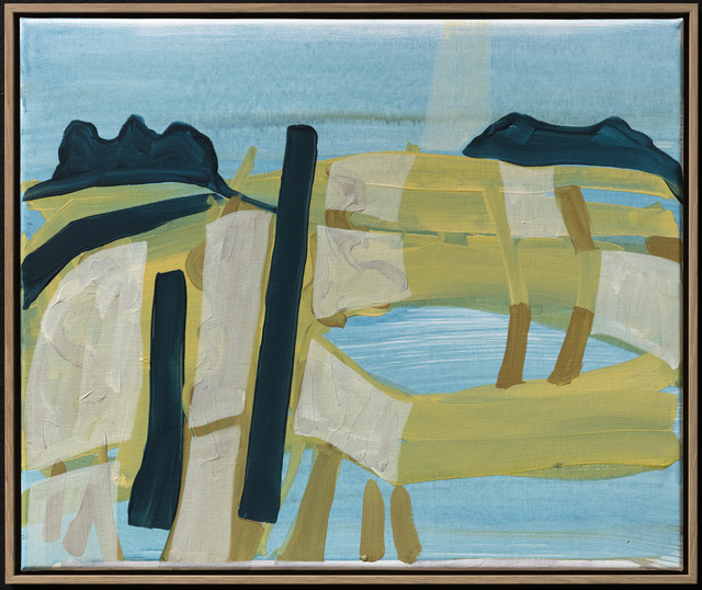 , 'Sumerfield I,' 2016, Galleri Bo Bjerggaard